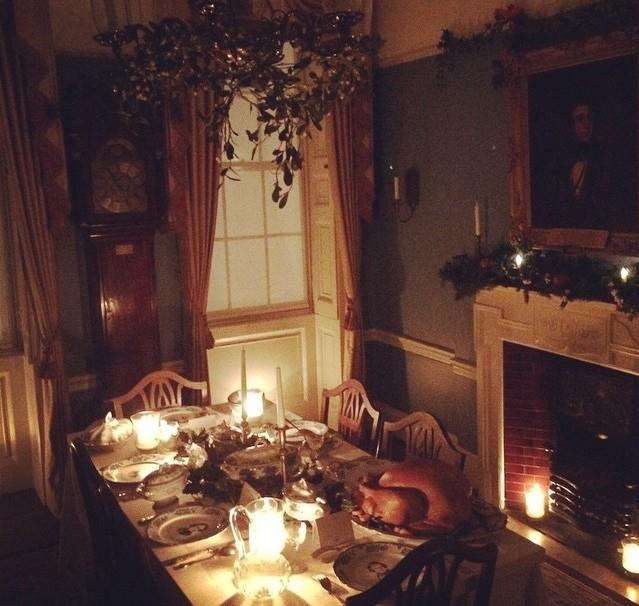 Food Glorious Food is on at the Dickens Museum in London into 2019