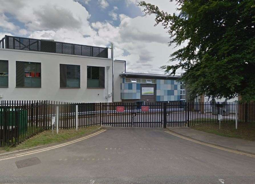 St Augustine Academy in Maidstone. Picture: Google (7684649)