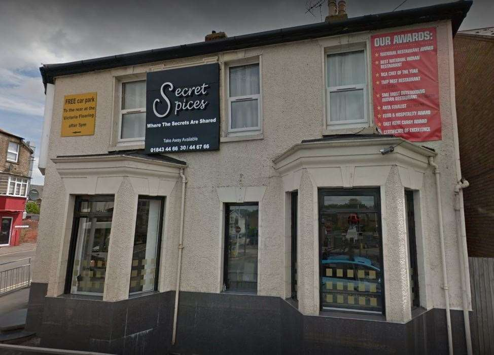 TripAdvisor reviewers say Secret Spices is Thanet's top takeaway