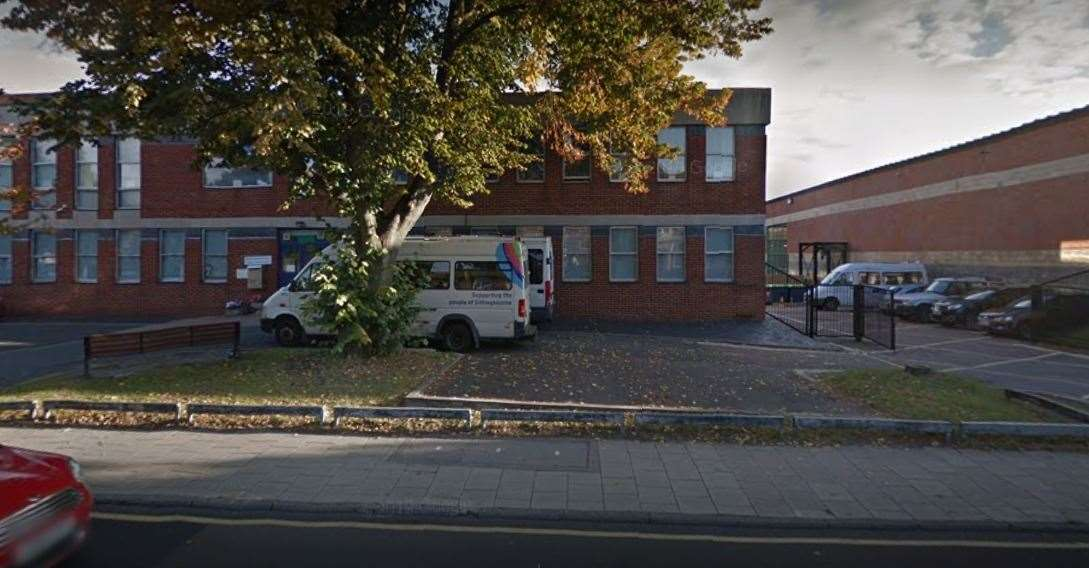 The vaccine will be rolled out at the Age UK's Heather House Day Centre in Sittingbourne. Picture: Google