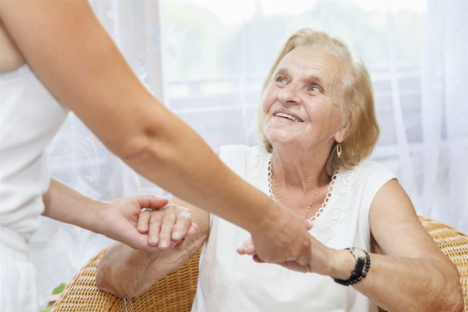 The women worked to improve care for frail patients. Stock image
