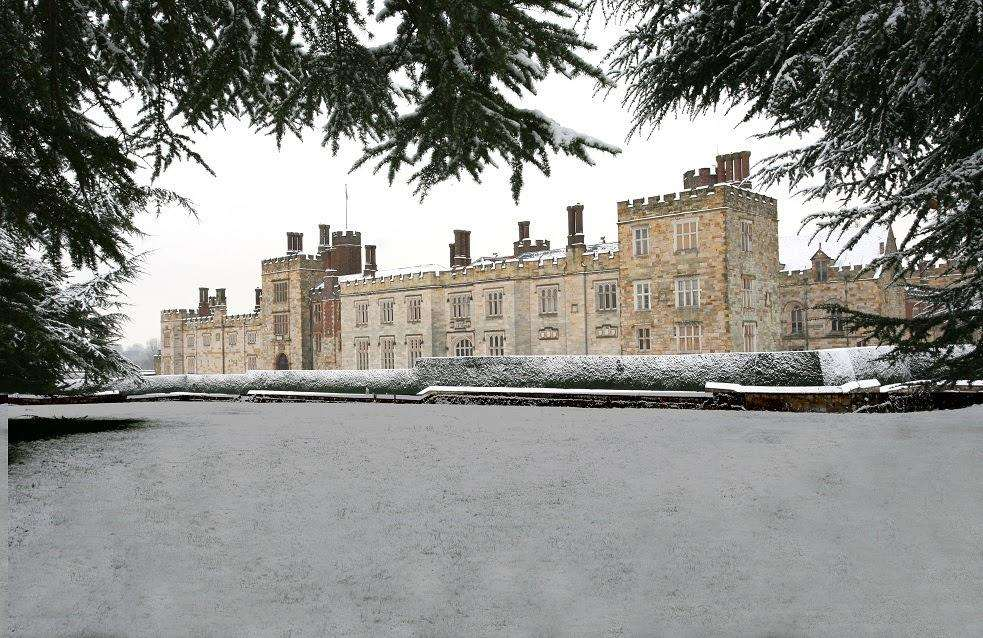 Penshurst Place at Christmas (5096970)