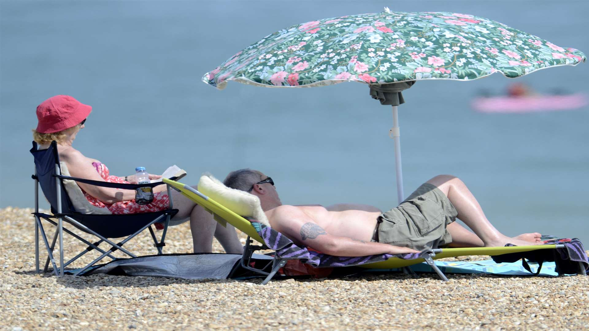 Kent is set to sizzle again this weekend