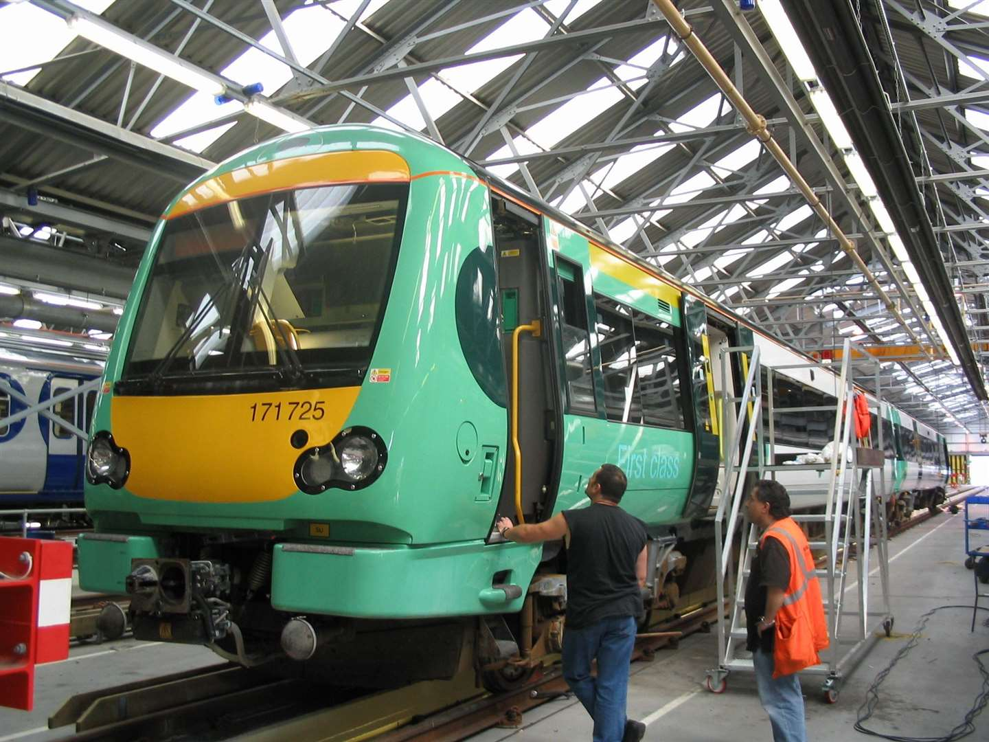 Southern railways is part of the Go-Ahead Group
