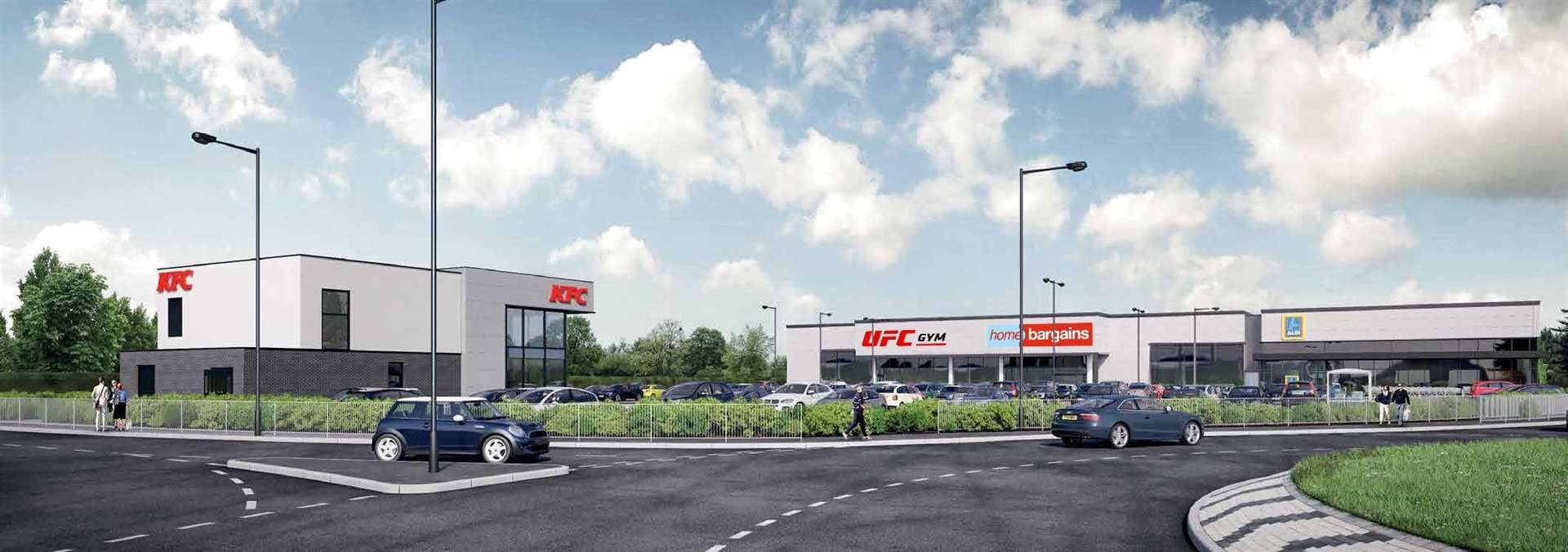 Horsted Retail Park as it could look (9133467)