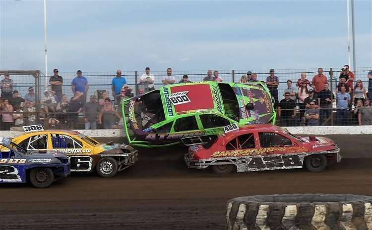 The Planning Inspectorate has turned down plans for a stock car racing track in Sevenscore in Thanet (22794960)