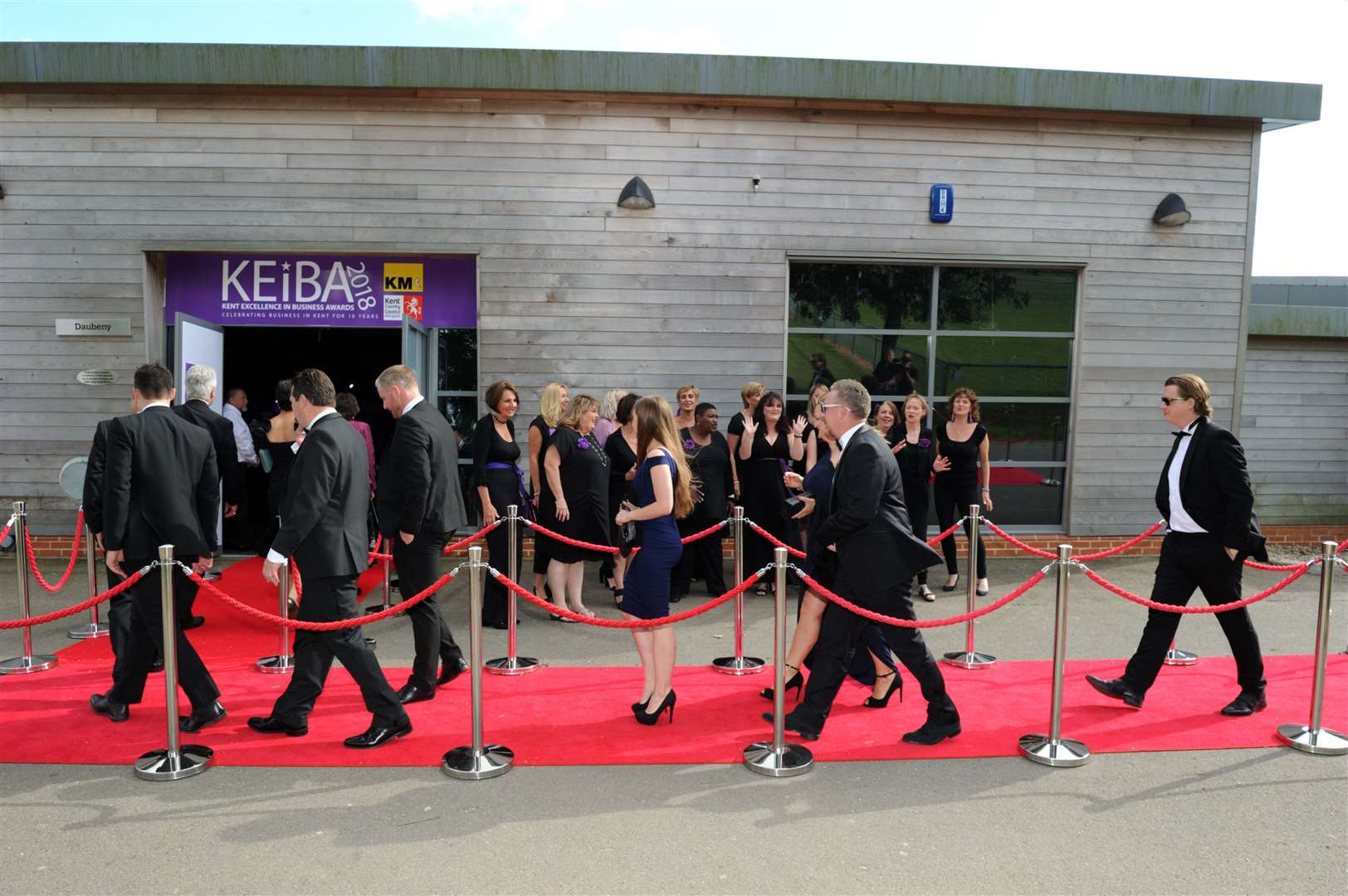 The Kent Event Centre will host the awards night later this year