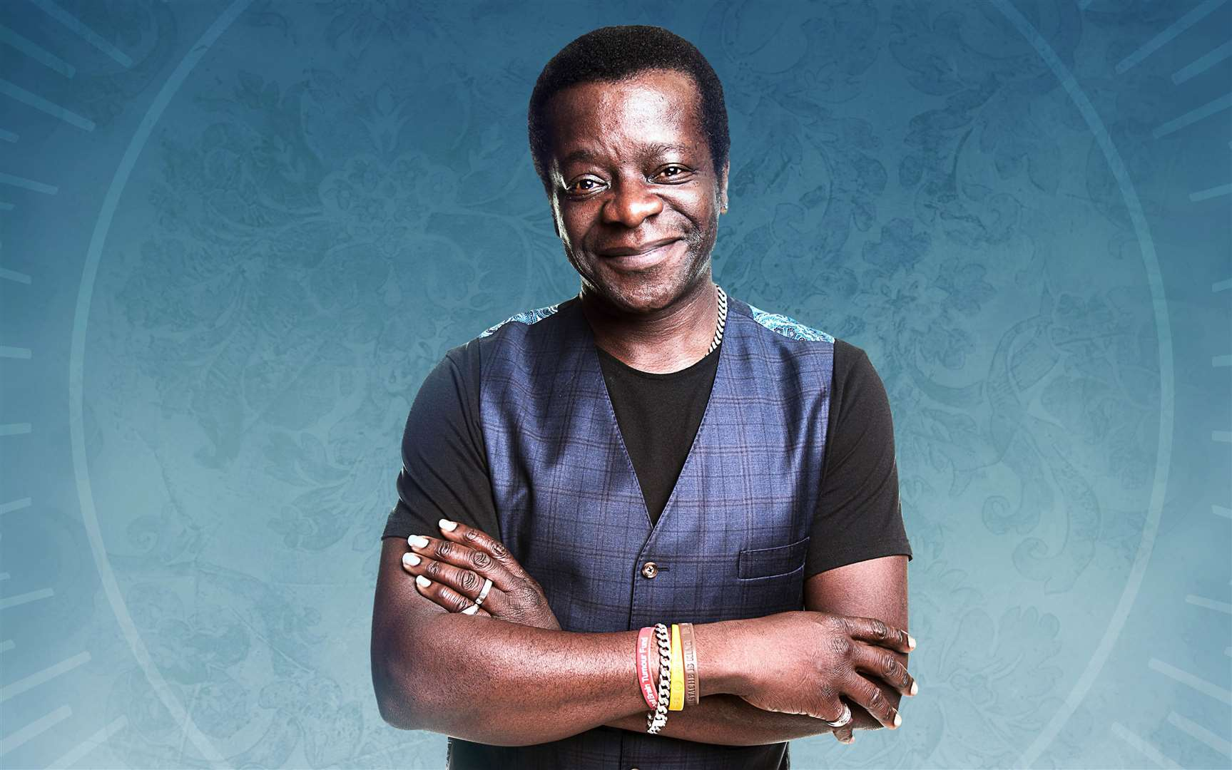 Stephen K Amos Picture: James Penlidis Photography