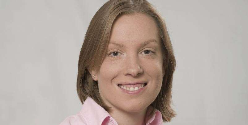 Chatham and Aylesford MP Tracey Crouch