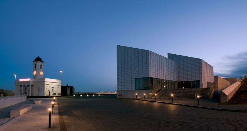 Turner Contemporary Picture: Carlos Dominguez