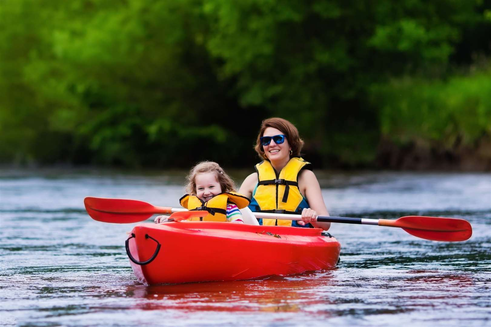 Do you fancy getting the family out on the water?