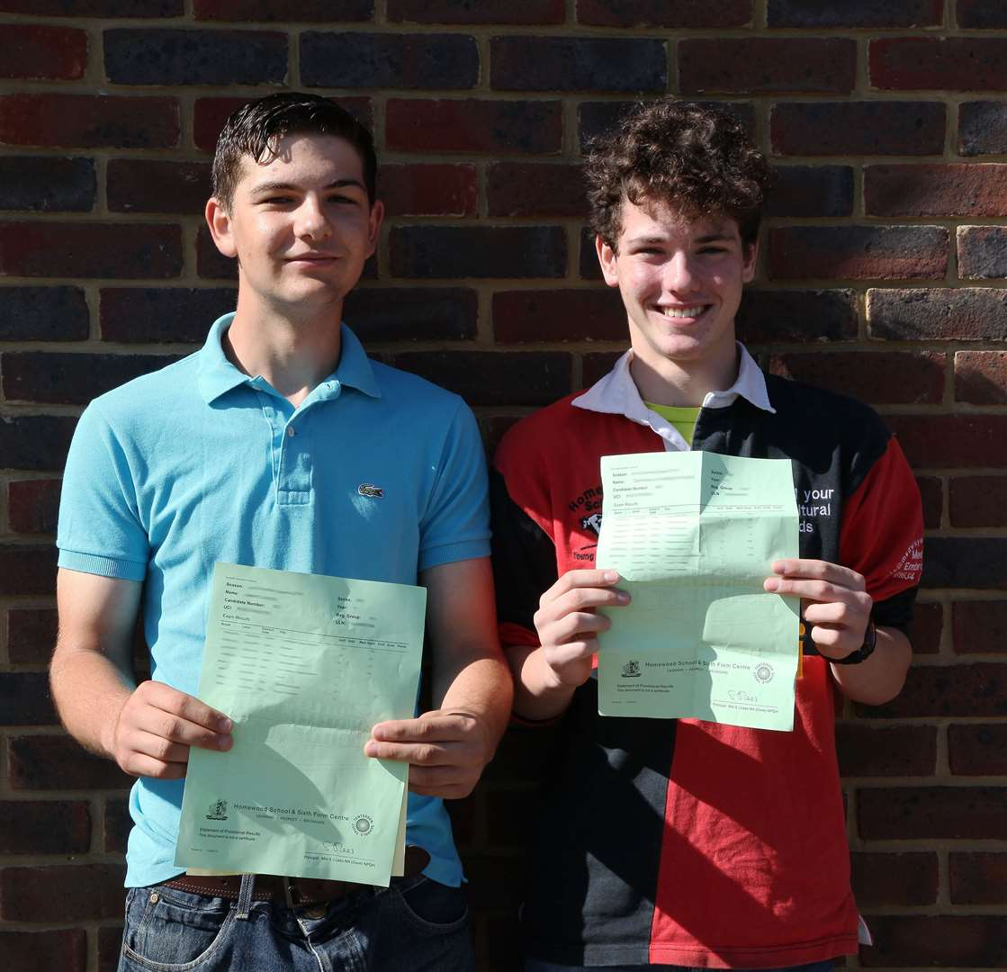 Oliver Scambler-Rogers and Jacob Green both picked up top results (15622974)
