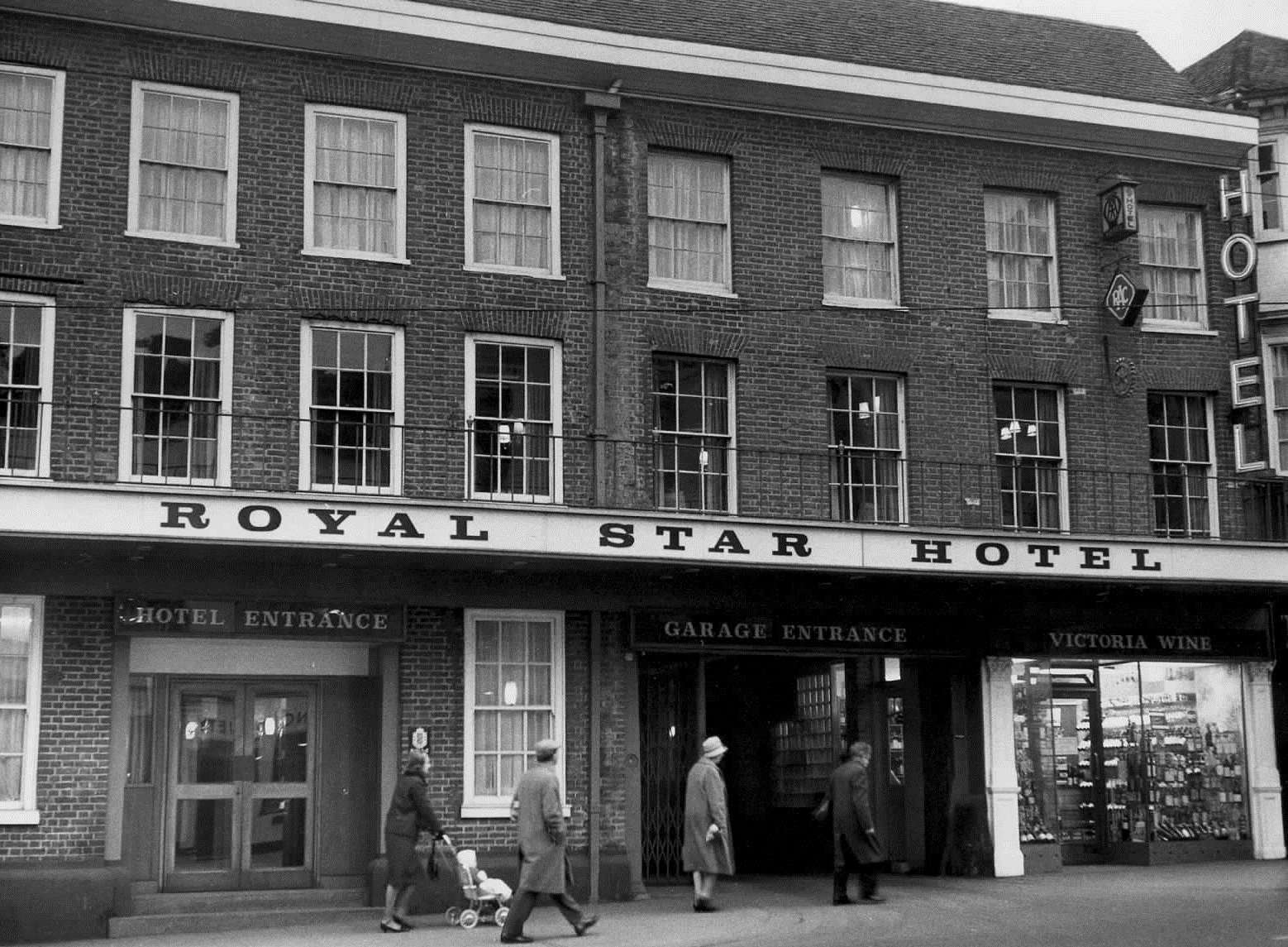 The Royal Star Hotel