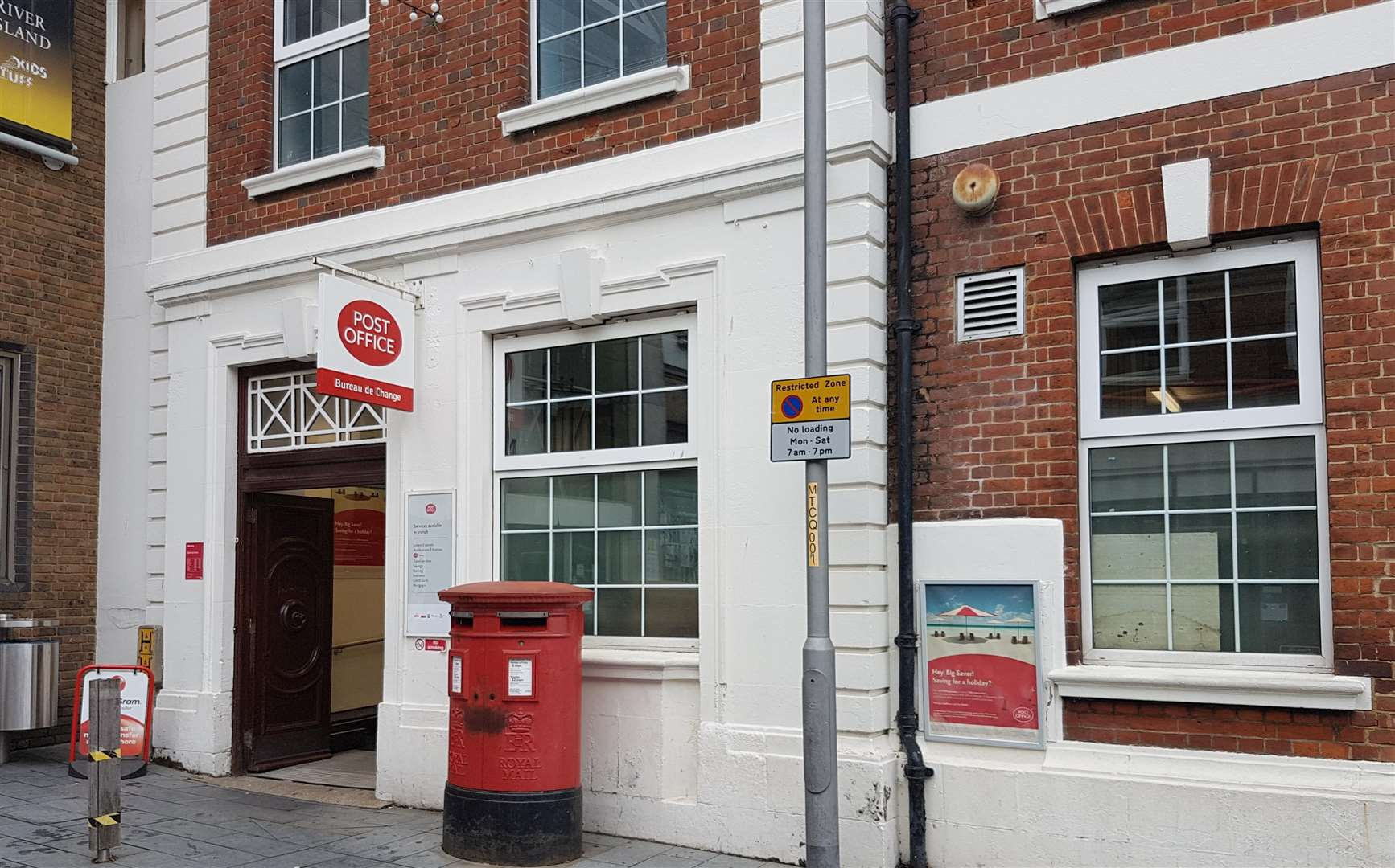 The Tufton Street Post Office is due to relocate to WHSmith by next Spring