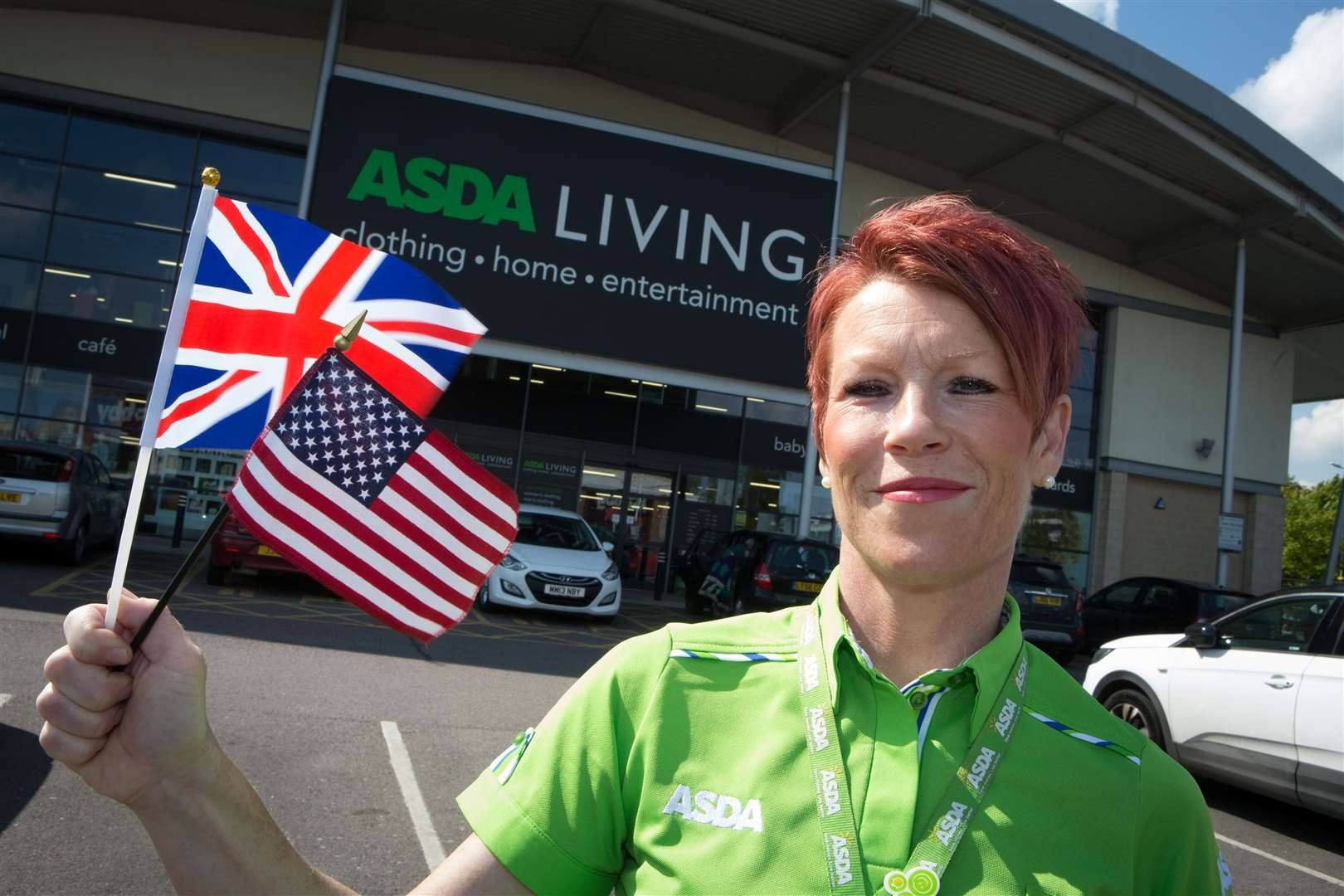 Jane Power from Asda Maidstone