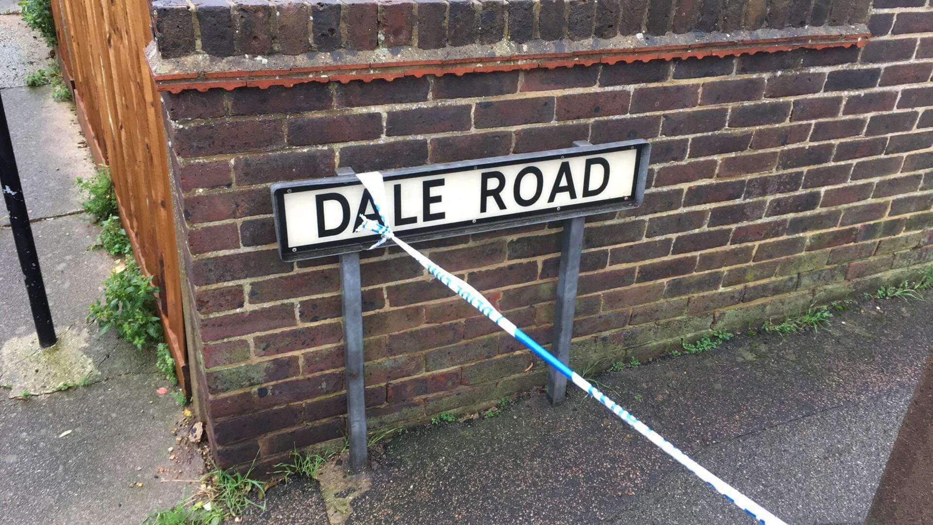 The incident was in Dale Street Road at the junction with Pickwick Crescent, Rochester
