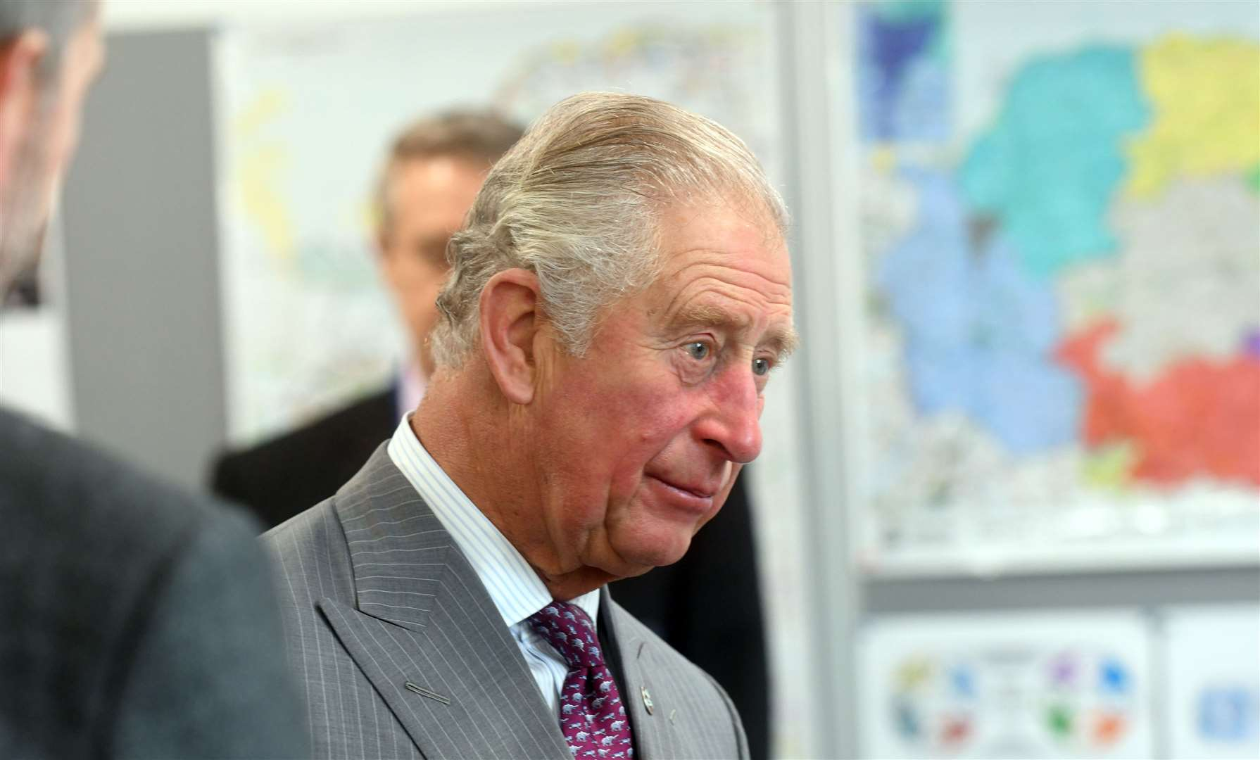 Prince Charles is patron to the Almshouse Association