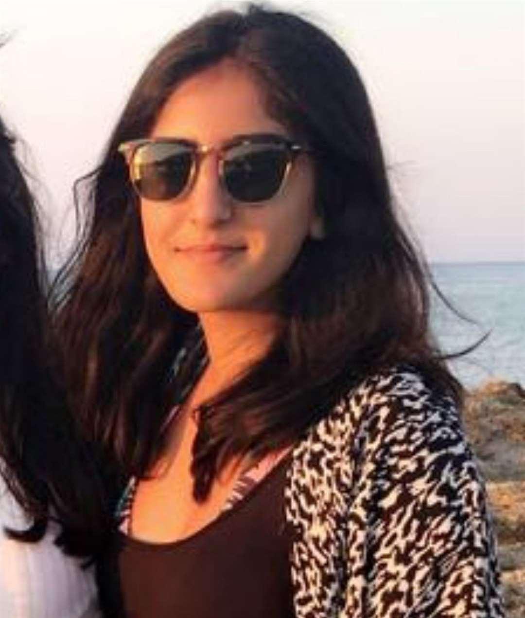 Amandeep Bains, 23