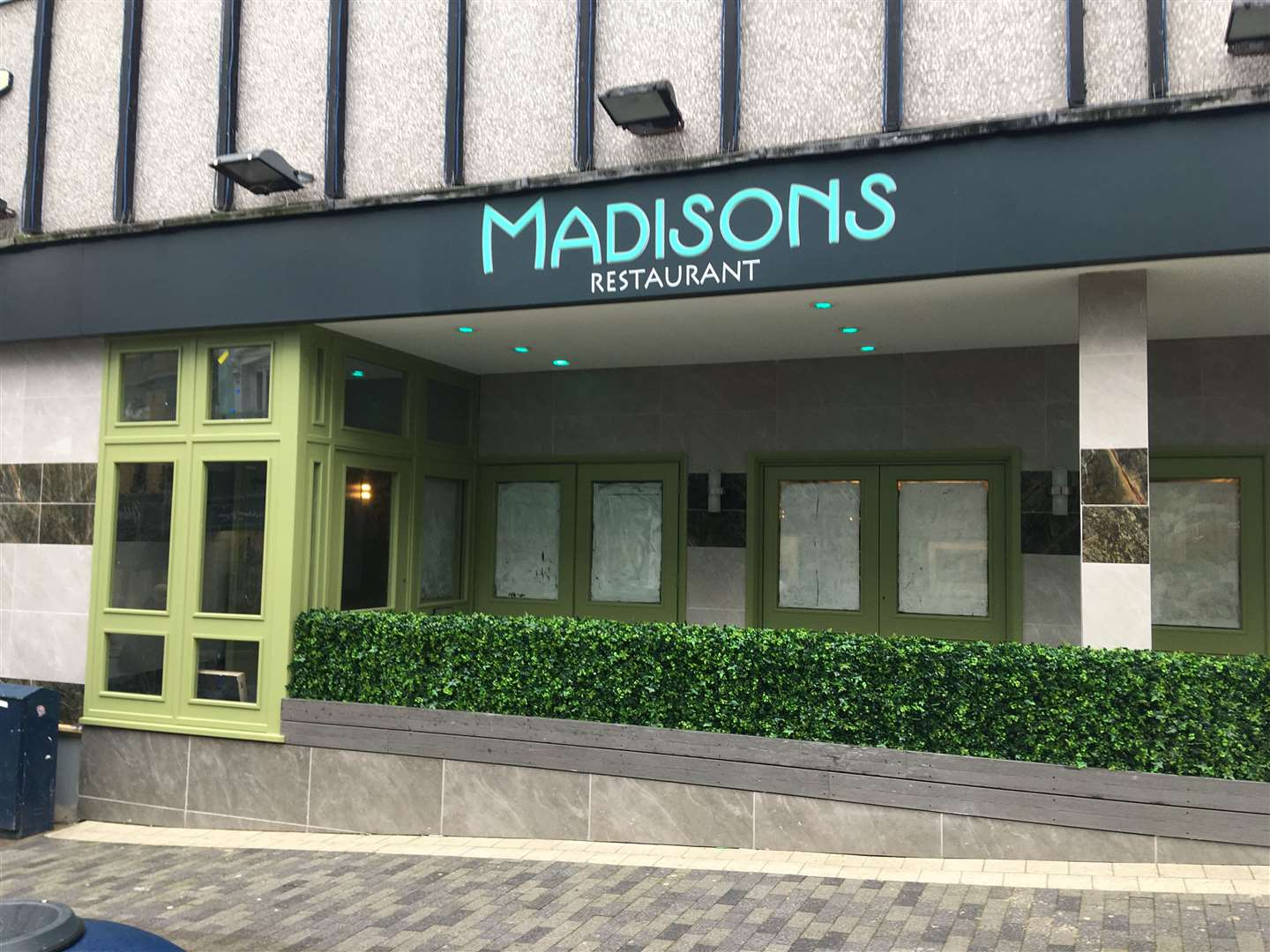 Madisons in Gabriel's Hill, Maidstone