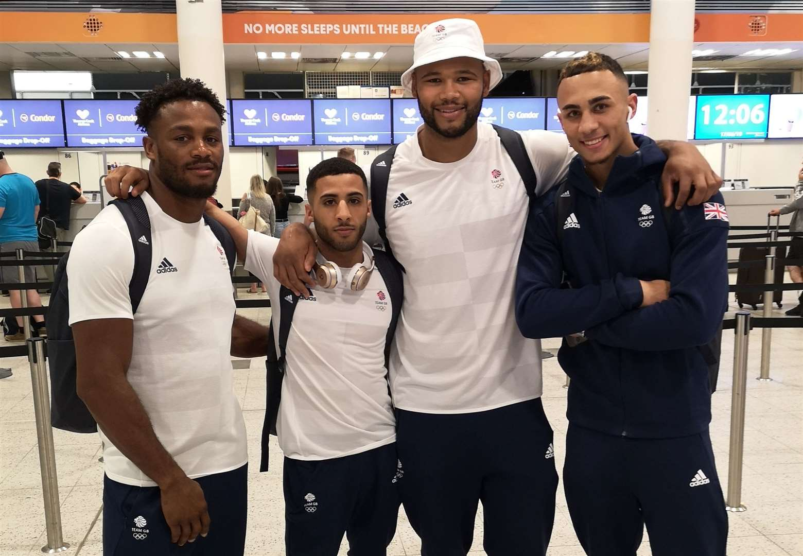 Cheavon Clarke was picked for the European Games in Minsk last year with team-mates Galal Yafai, Frazer Clarke and Benjamin Whittaker