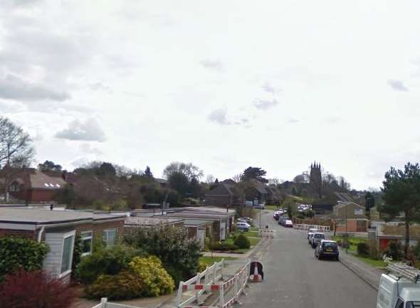 Turners Avenue in Tenterden. Picture: Google Streetview