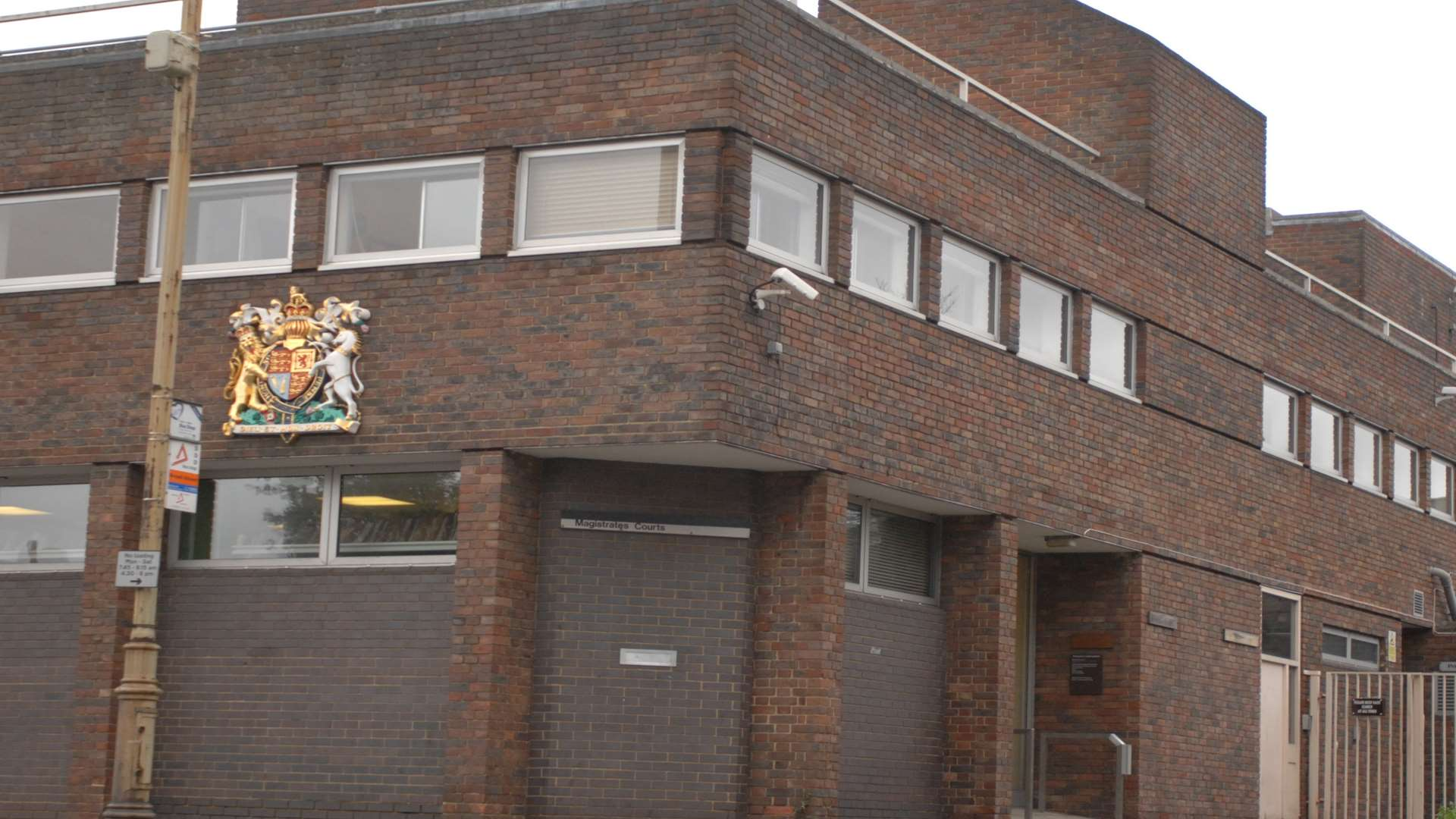 The order was granted at Canterbury Magistrates' Court