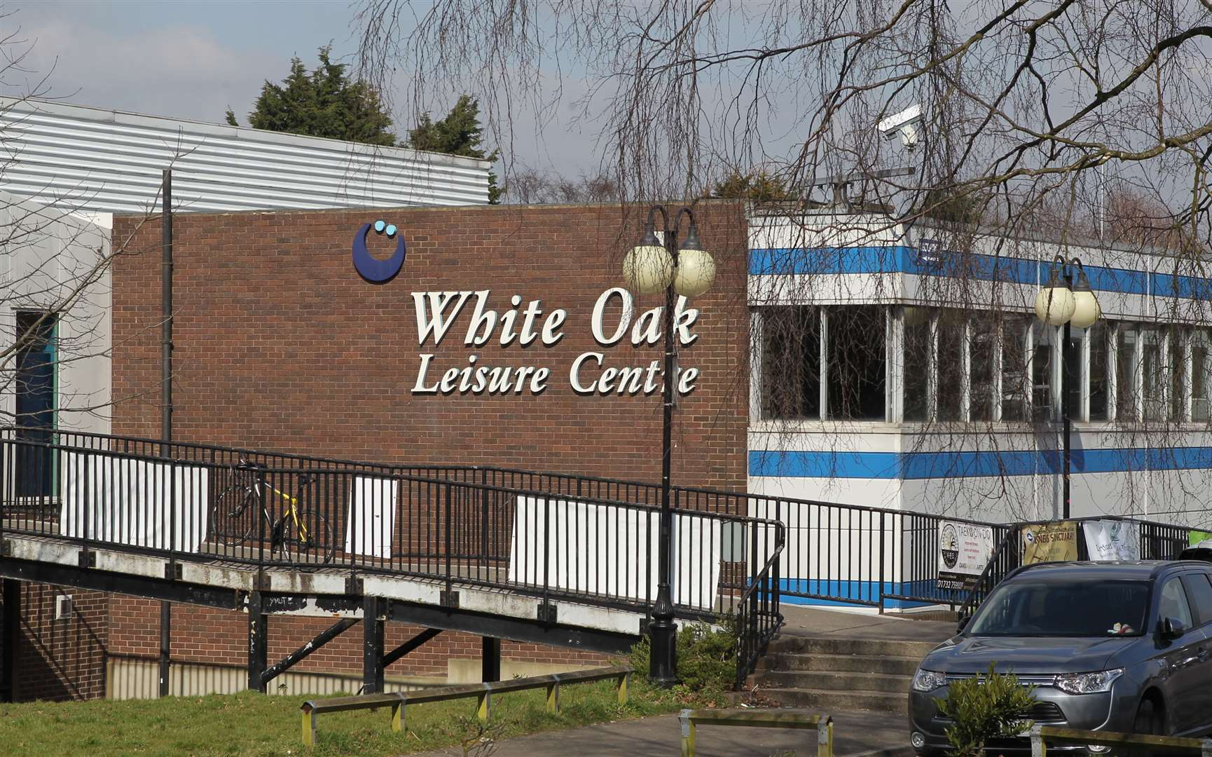 Plans to replace white oak leisure centre in swanley spark - White oak swimming pool opening times ...
