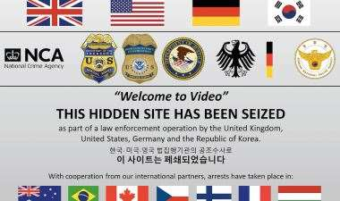 The Welcome To Video website has been seized and taken down. (19553004)