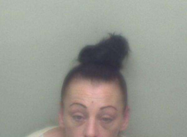 Sheelagh Tierney From Chatham Jailed For Assault On Woman