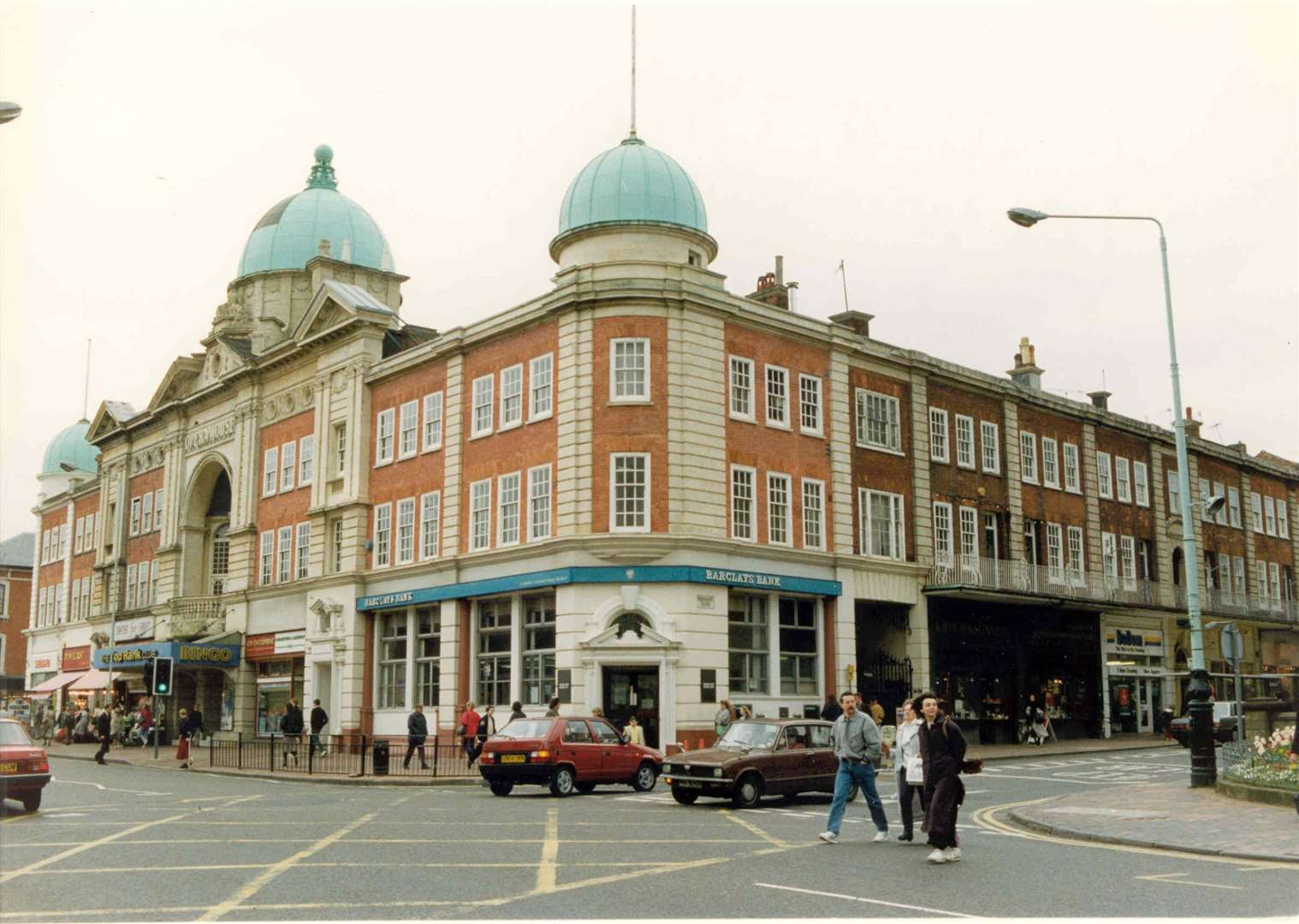 Opera House, Tunbridge Wells, pictured in April, 1992