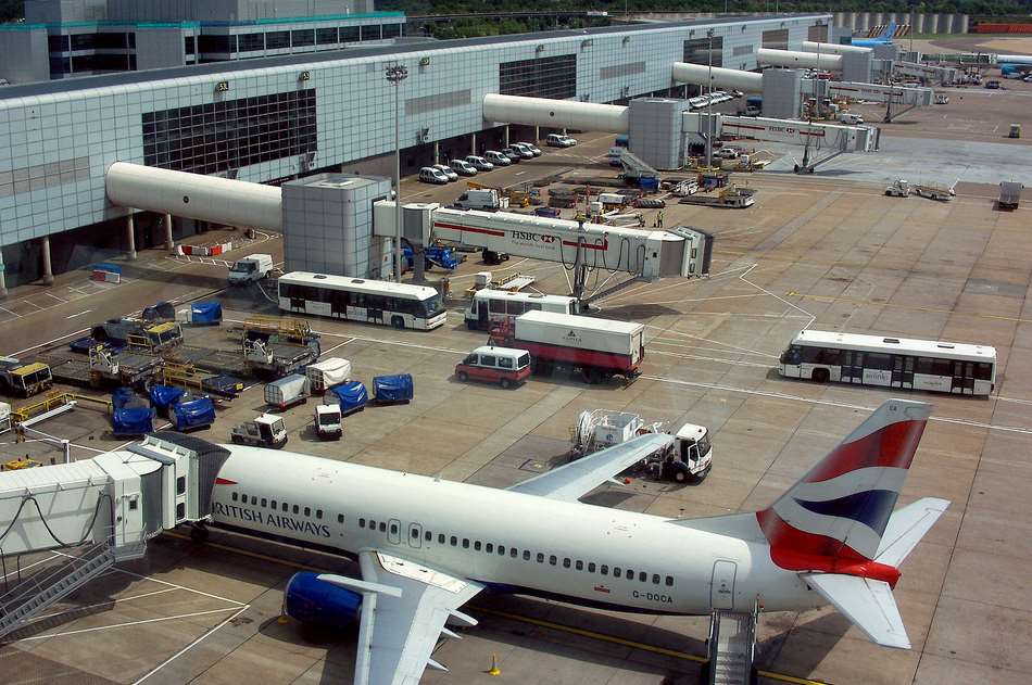 An independent arrivals review was carried out at Gatwick Airport