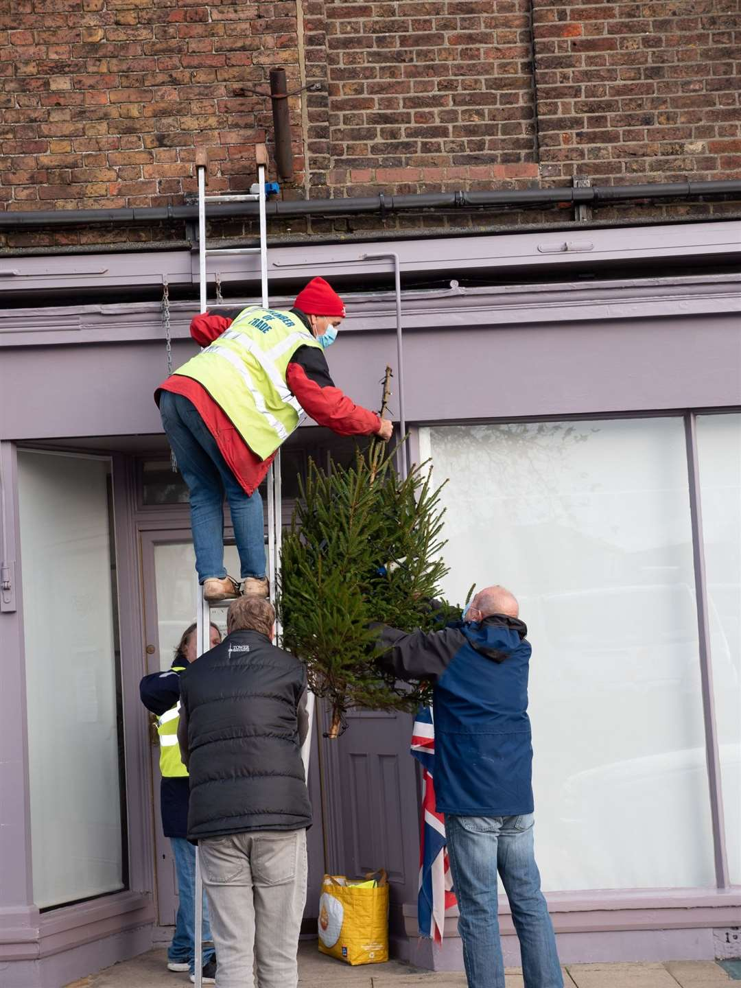 Deal and Walmer Chamber of Trade is determined to bring the Christmas spirit to the town in 2020 Picture: Smugshot