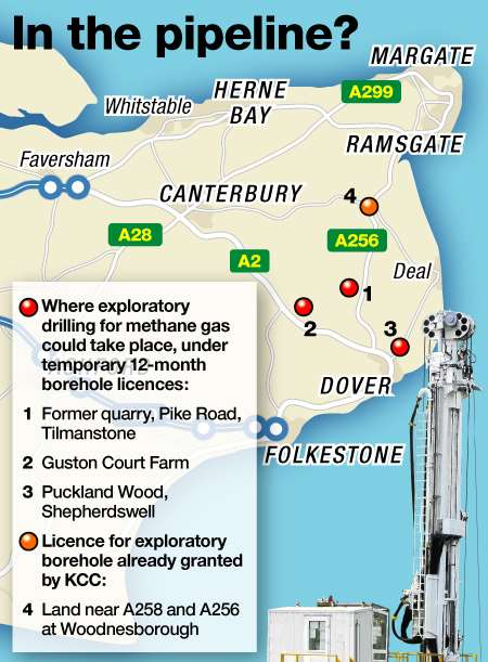 The possible fracking picture in Kent