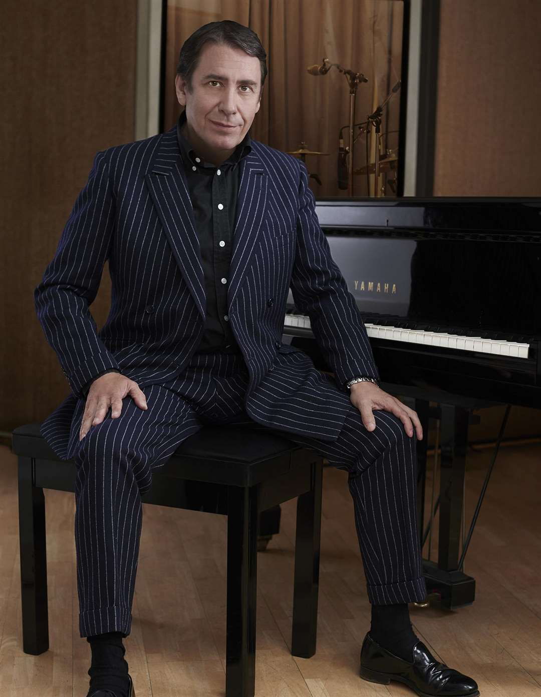 Jools Holland will bring his orchestra to Rochester's Castle Concerts Picture: Mary McCartney