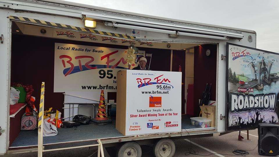 BRFM Roadshow trailer (7073930)