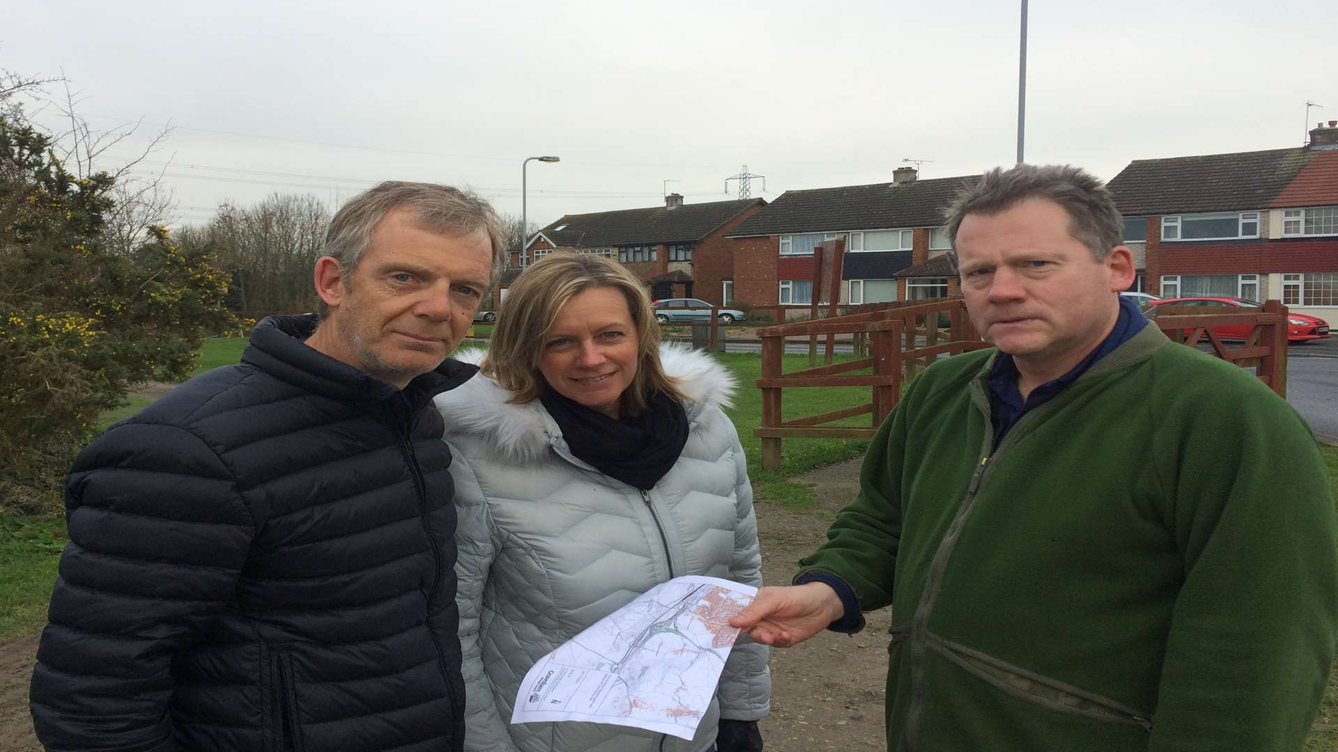 MP Adam Holloway talks to Andrew & Karen Moore about the potential impact of the Lower Thames Crossing