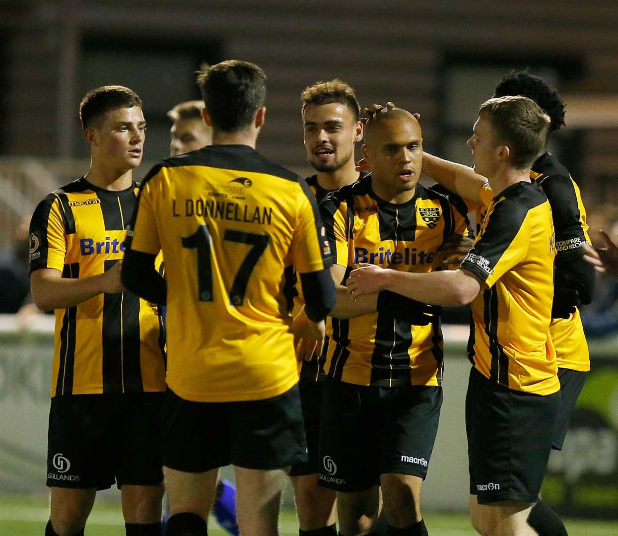 Maidstone beat Gillingham in the semi-finals Picture: Andy Jones