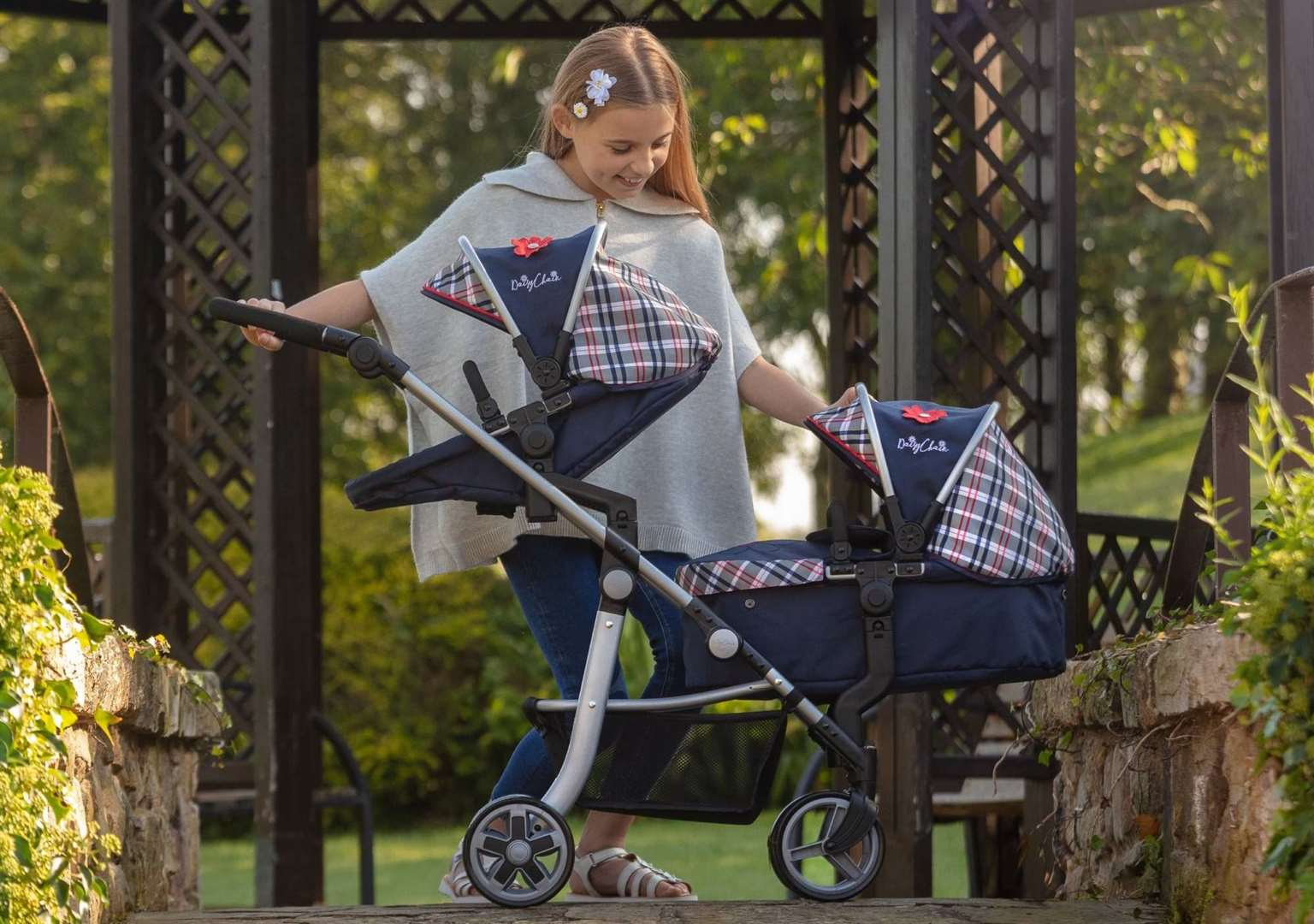 Andrew Coplestone, founder of premium doll stroller supplier Play Like Mum, says retailers, manufacturers and shoppers face a tough Christmas