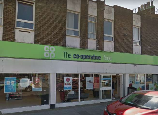 The Co-op has been given a guide price of more than £1 million. Pic: Google