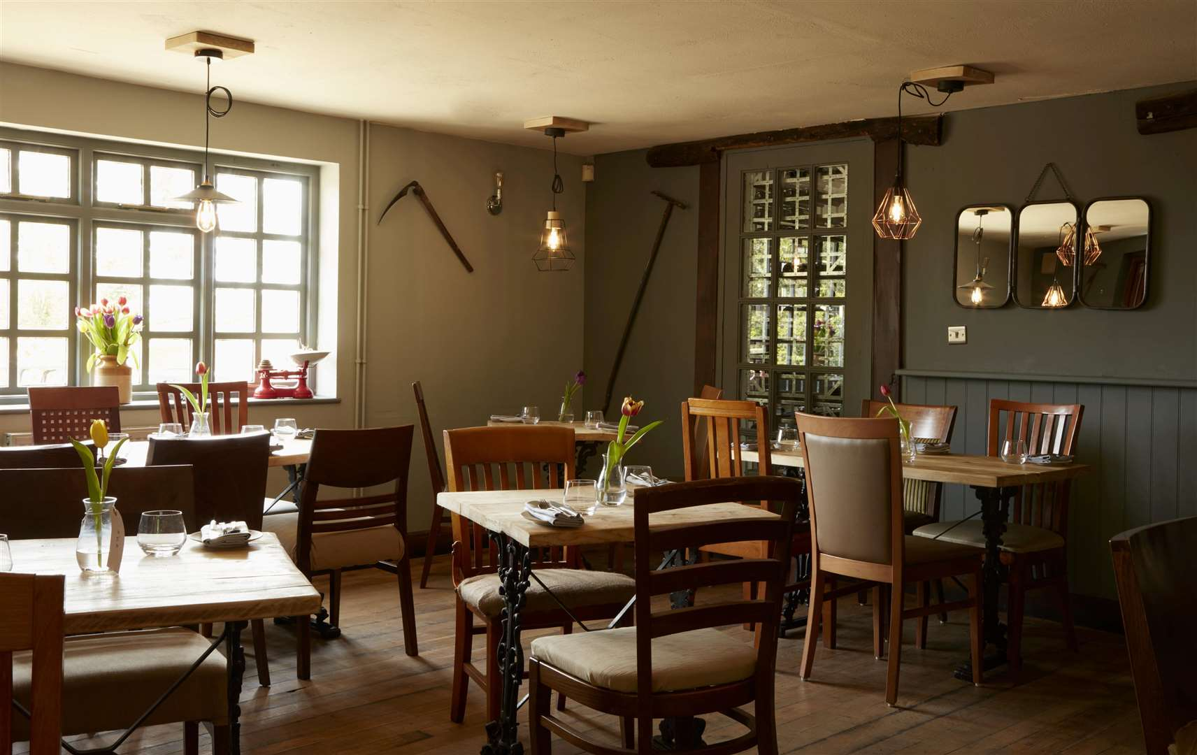 The Small Holding in Goudhurst. Picture: SWNS