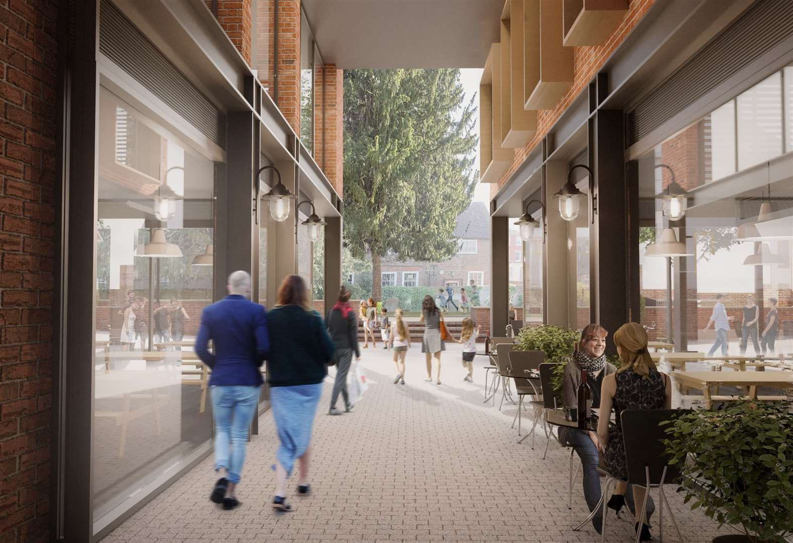'£30m shopping complex will not become crime magnet' - Kent Online