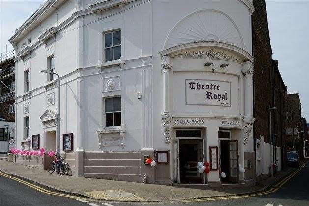 The Theatre Royal in Margate is the second oldest in the country