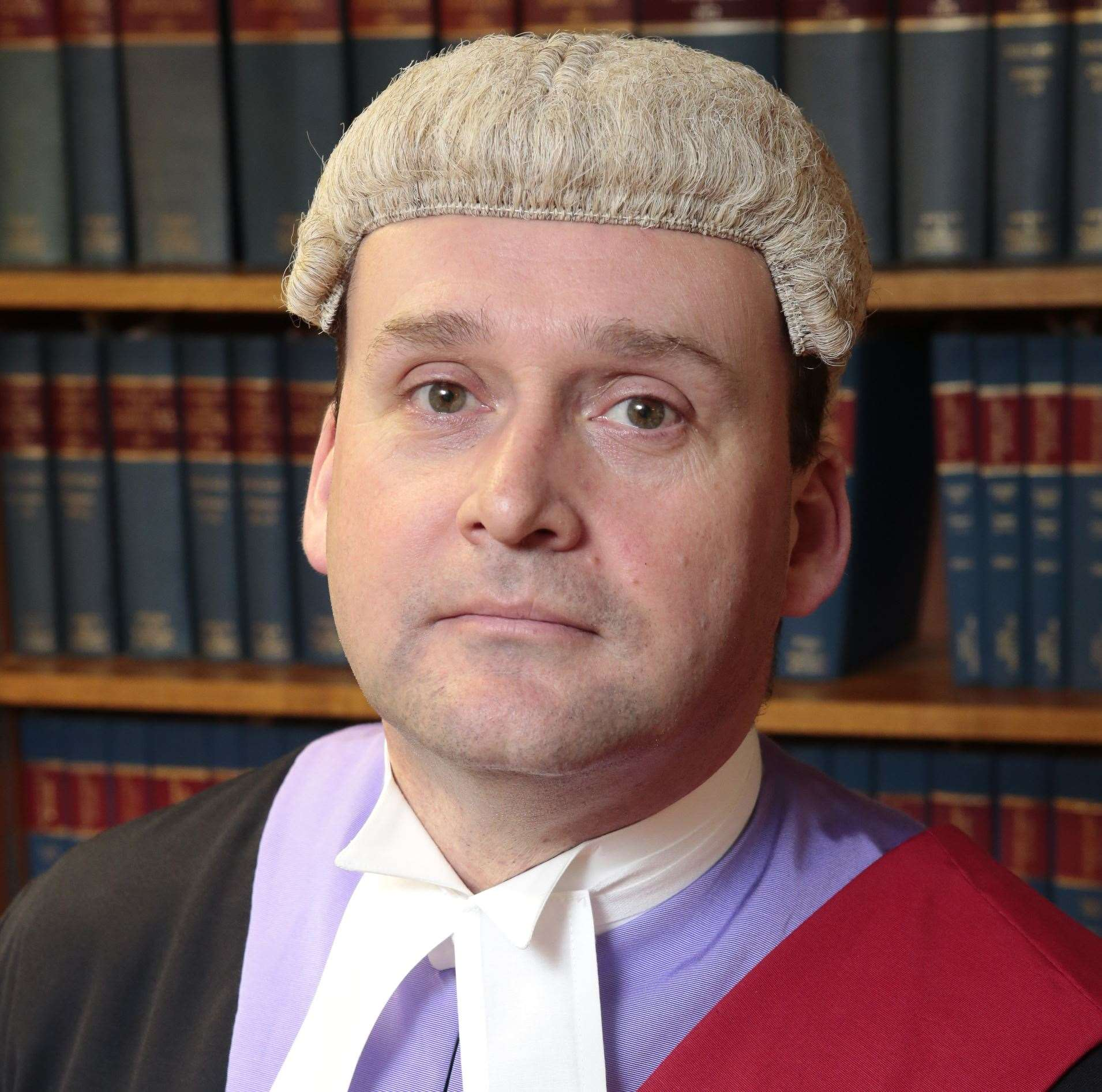 Judge Julian Smith. Picture: Martin Apps