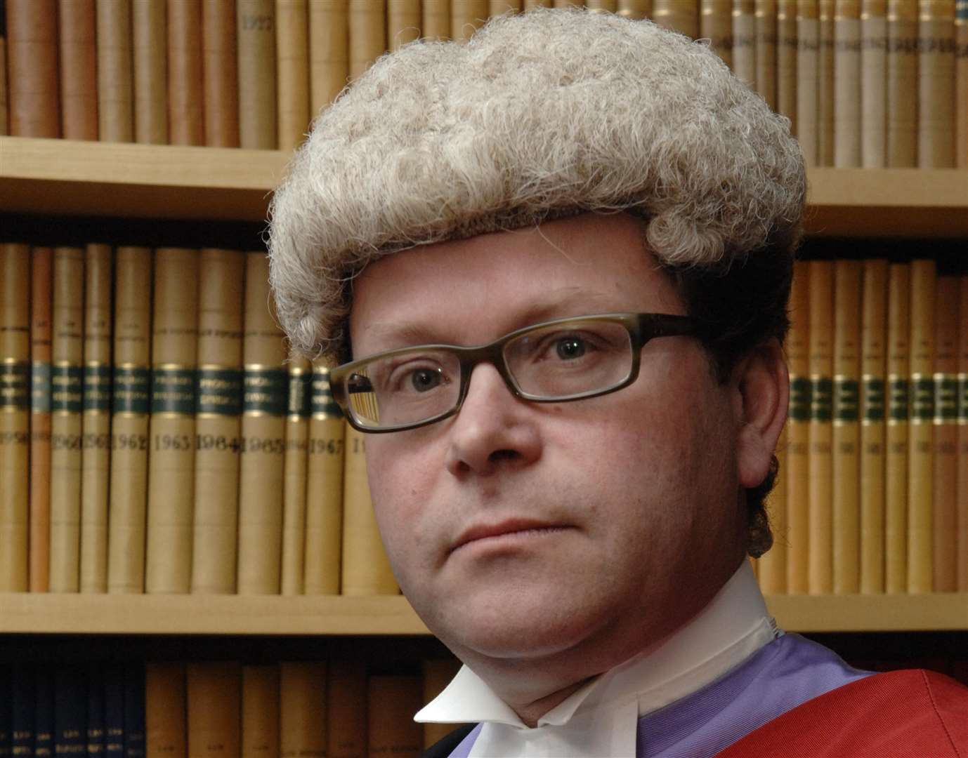 Judge Simon James