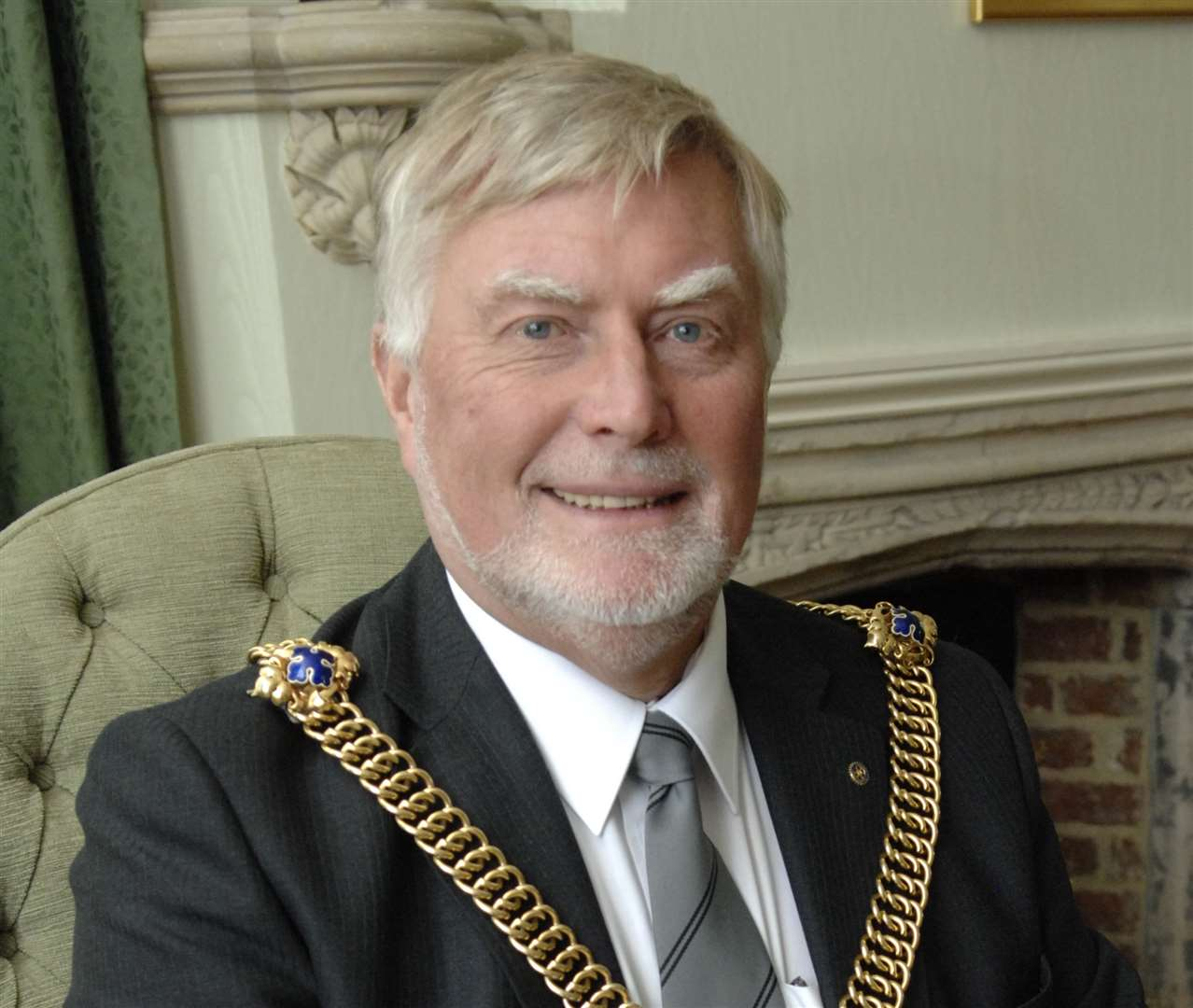 Cllr Ian Thomas, pictured in 2011