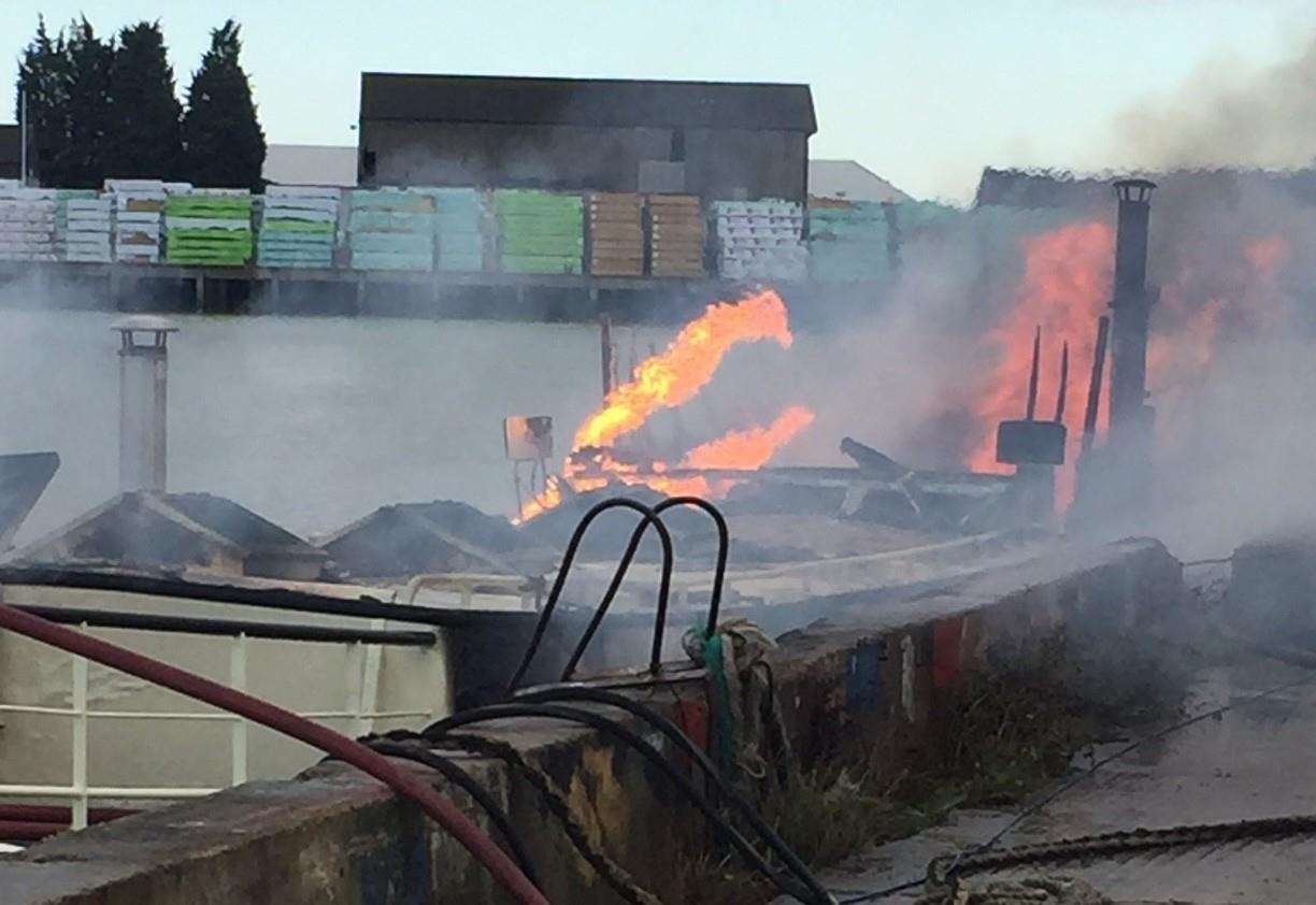 Arsonist Ryan Roberts detained indefinitely after Acord shipyard ...