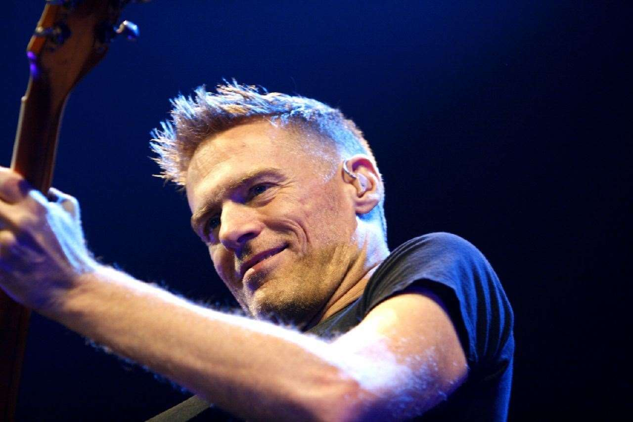 Bryan Adams is still set to appear at the Spitfire Ground this July
