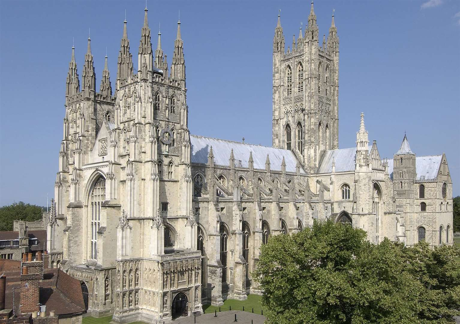 A new book says a fire at Canterbury Cathedral in 1174 could have been started deliberately.