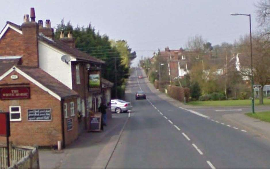 A274 North Street. Picture: Google Streetview