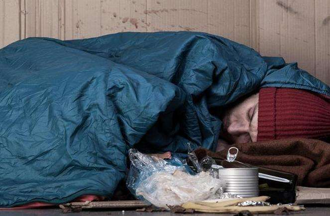 Canterbury had the fifth highest rate of homeless deaths in the country